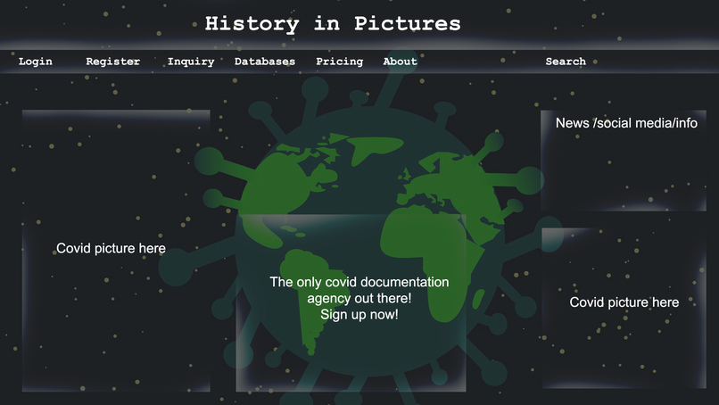 History in pictures – screenshot 1