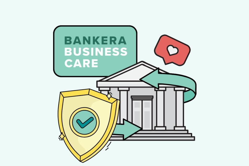 Bankera Business Care – screenshot 1