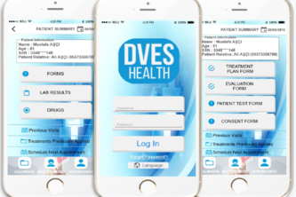 HOME HEALTH CARE PATIENTS TRACKING APPLICATION