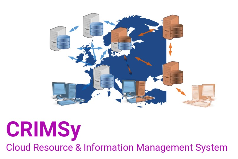 CRIMSy - Cloud Information & Resource Management System – screenshot 1