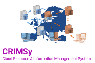 CRIMSy - Cloud Information & Resource Management System