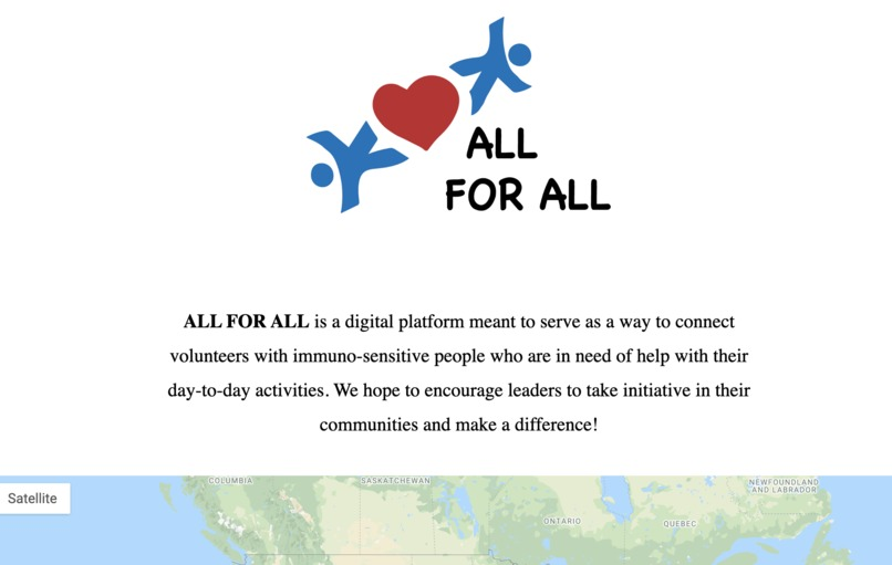 All For All – screenshot 2