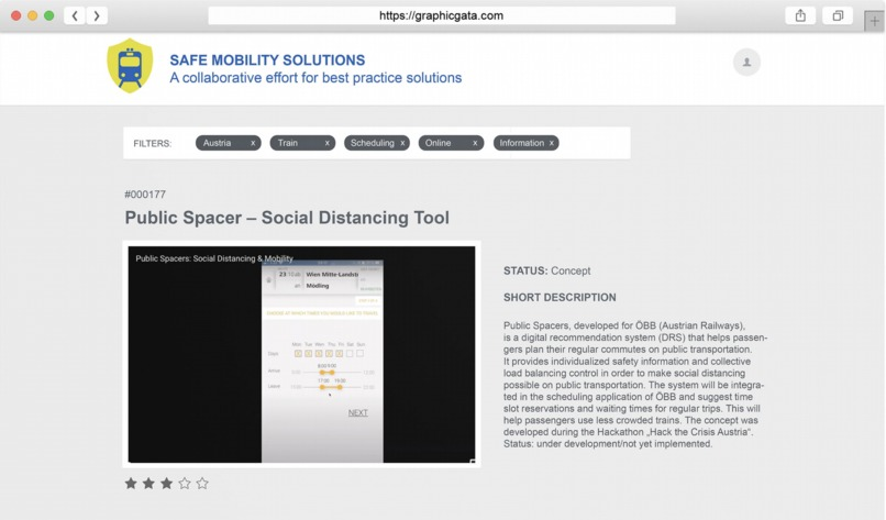 Safe Mobility Solutions - A collaborative effort – screenshot 9