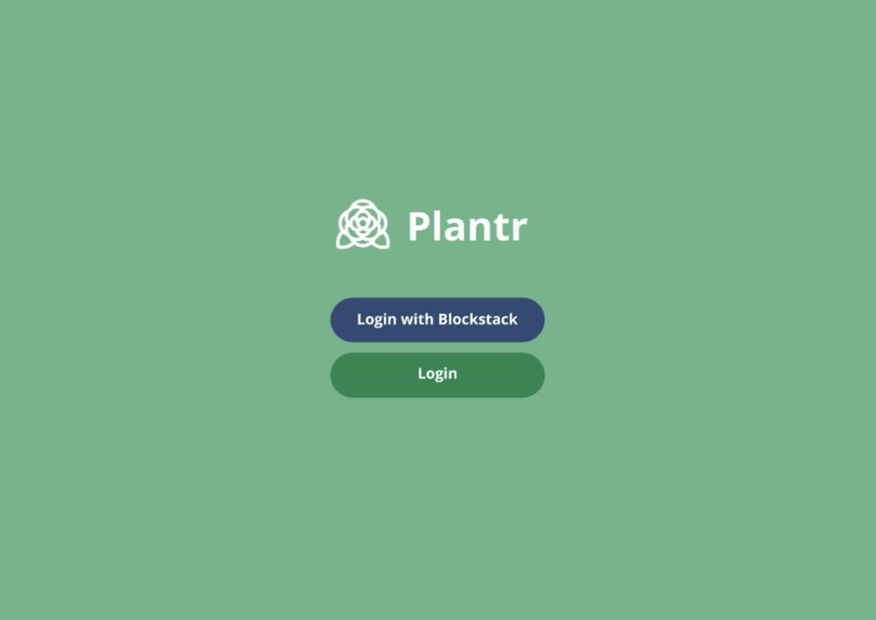 Plantr – screenshot 2