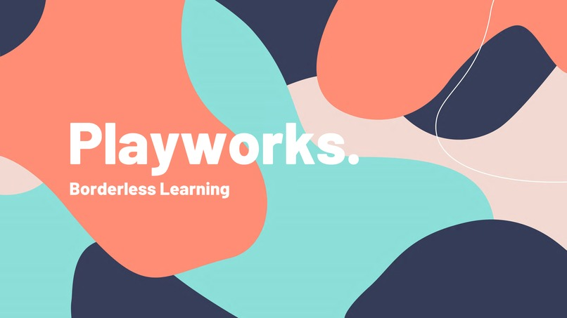 Playworks - Borderless Learning – screenshot 1