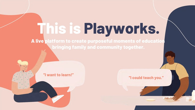 Playworks - Borderless Learning – screenshot 2