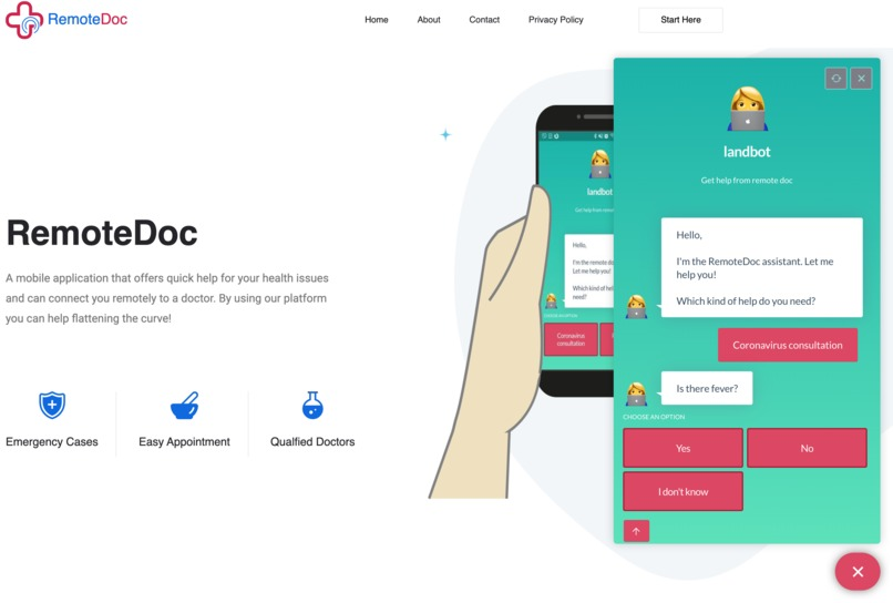 RemoteDoc – screenshot 5