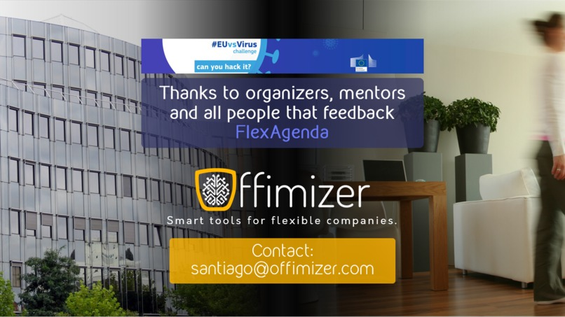 Offimizer - Remote work and flexible office management tools – screenshot 3