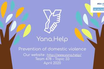 Prevention of Domestic Violence: YANA.help