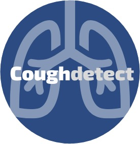 Coughdetect. Fully anonymous COVID-19 test using just coughs – screenshot 1