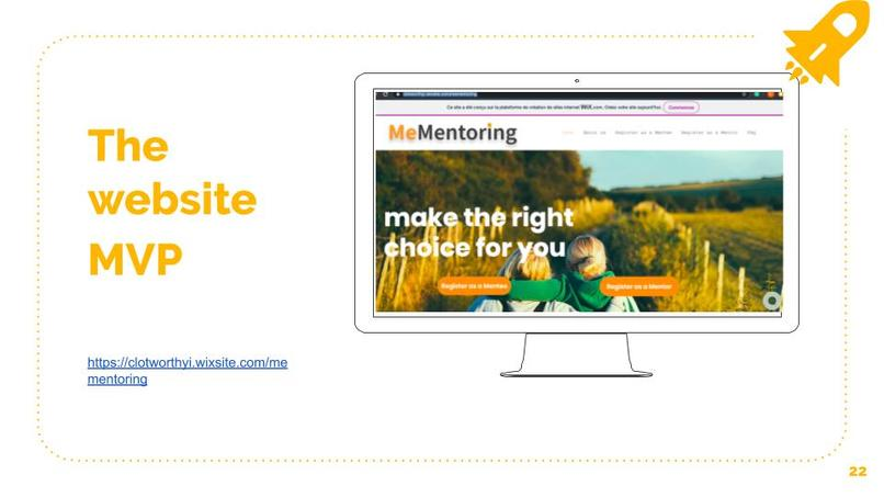 MeMentoring – screenshot 6