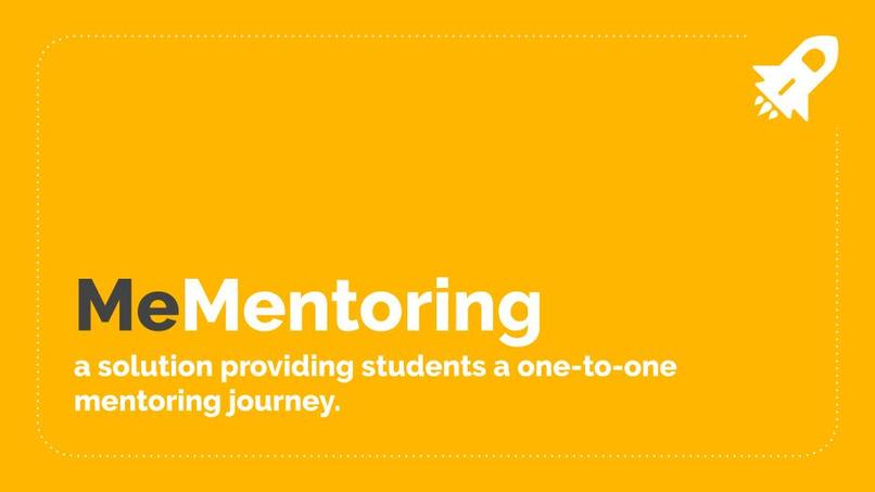 MeMentoring – screenshot 1