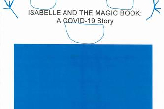 Isabelle and the Magic Book: A COVID-19 Story