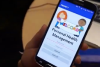 Personal Health Management Mobile Application