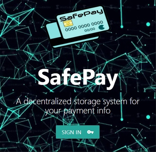 SafePay – screenshot 1