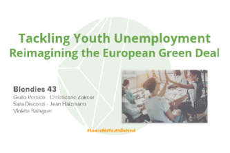 Tackling Youth Unemployment: Reimagining the EU Green Deal