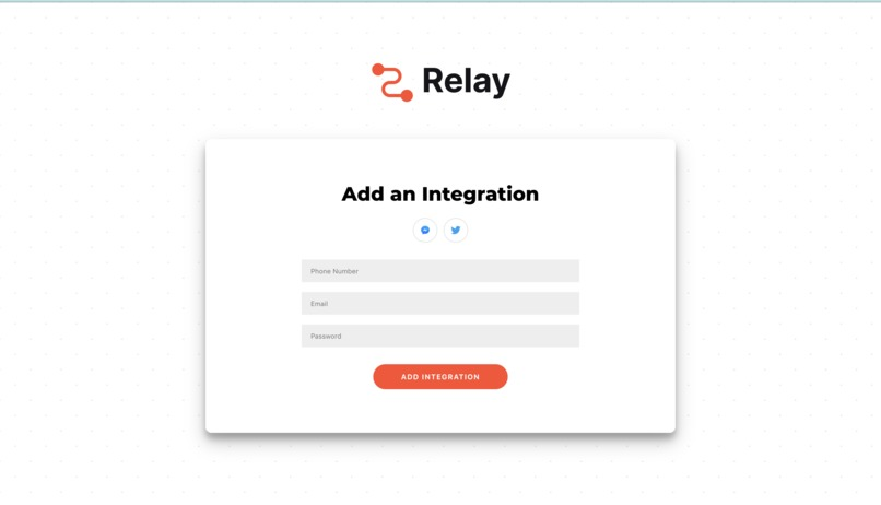 Relay – screenshot 2