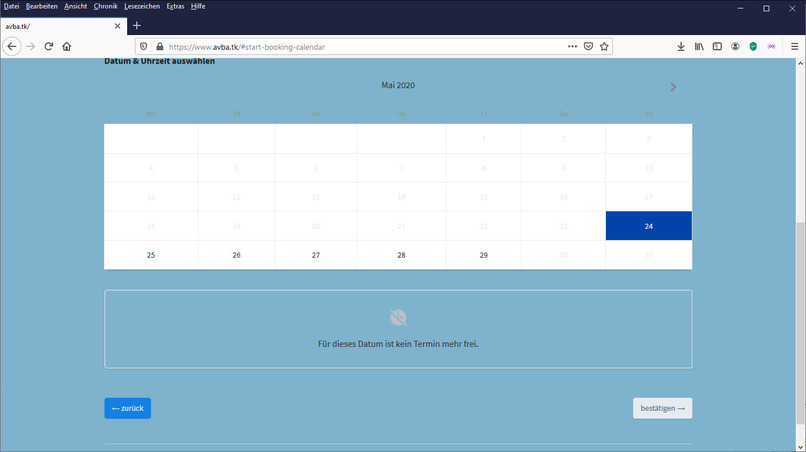 Advanced Appointment Management – screenshot 8