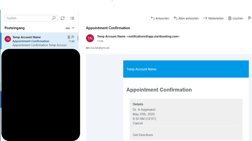 Advanced Appointment Management – screenshot 14