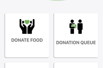 GoDonate Food Donation Mobile App