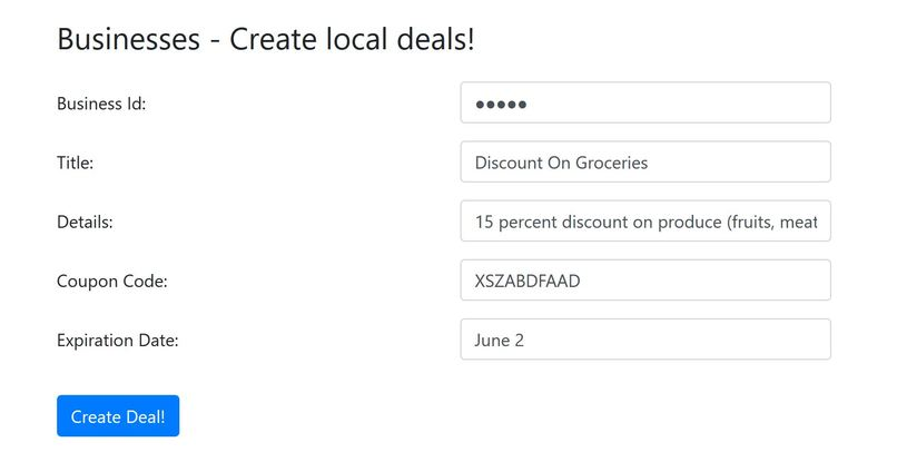 ShopAssist - Text Subscription Deals for COVID-19 recovery – screenshot 2