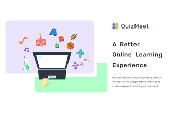 QuizMeet: A Better Online Learning Experience