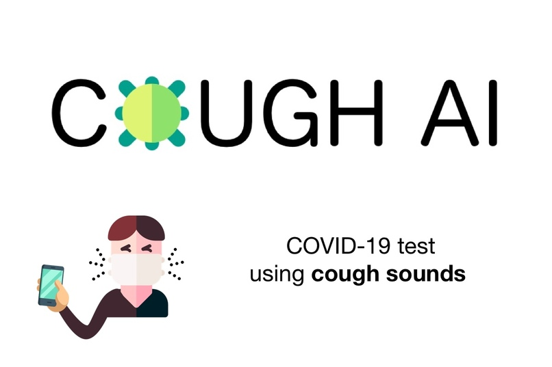 COVID-19 Detection from Coughing Sounds Using AI – screenshot 1