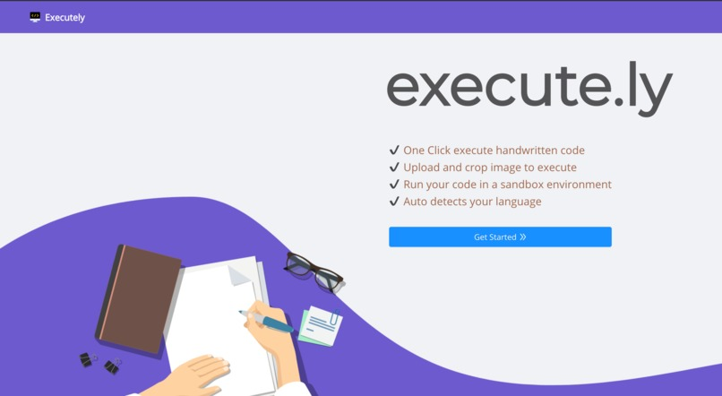 Execute.ly – screenshot 1
