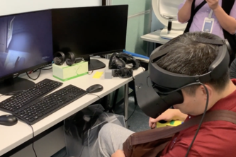 VR Therapy / Training  for Wheelchair Control
