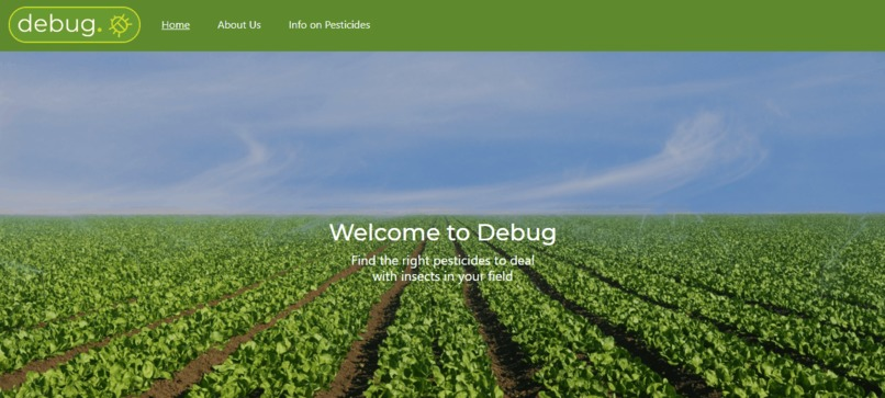 Debug – screenshot 2