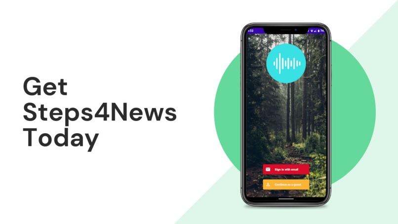 Steps4News – screenshot 9