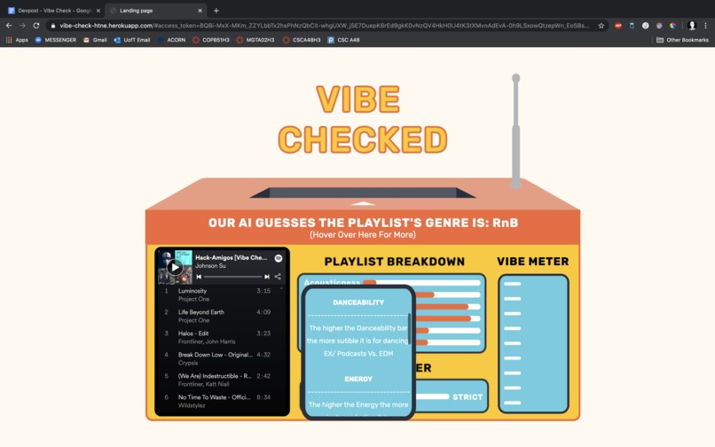 Vibe Check – screenshot 6