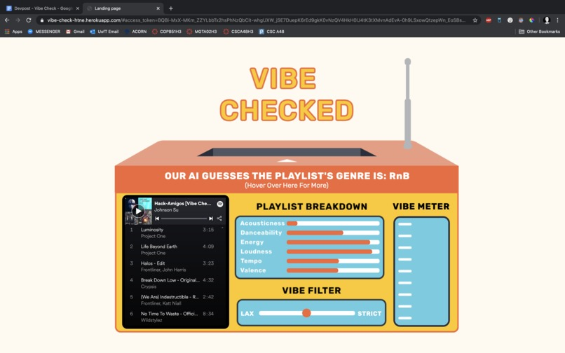 Vibe Check – screenshot 7