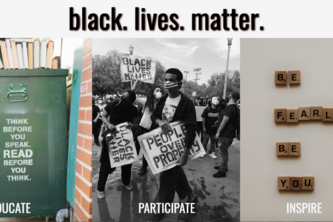 Stand With Us-Black Lives Matter