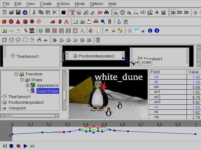 white_dune – screenshot 1