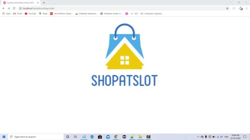 ShopAtSlot - Grocery stores and product mangement   – screenshot 1