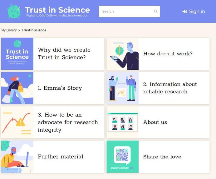 In Data We Trust? – screenshot 1