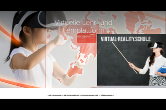 Virtual-Reality.Schule / Virtuelles Klassenzimmer