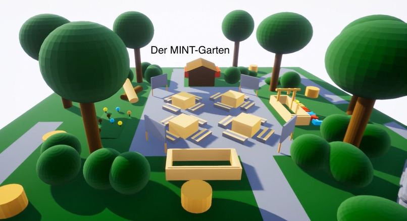 MINT-Garten – screenshot 2
