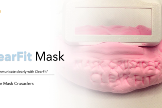 ClearFit Mask