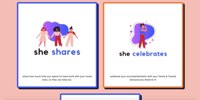 sheworks – screenshot 3