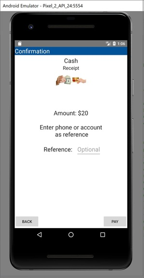 Android POS for Square transactions – screenshot 3