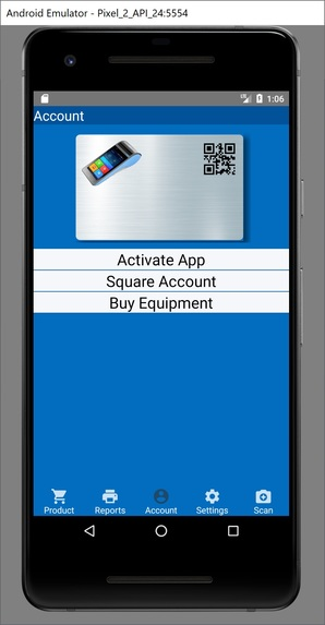 Android POS for Square transactions – screenshot 4
