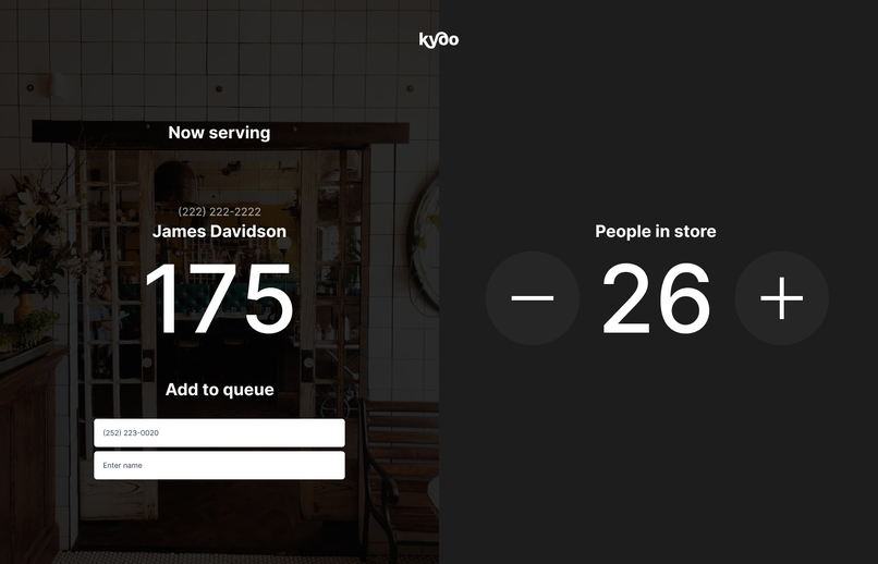 Queue with Kyoo – screenshot 7