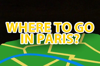 Where To Go In Paris – Spark AR World Effect