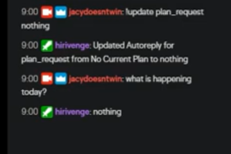 AutoModerator for Twitch chat