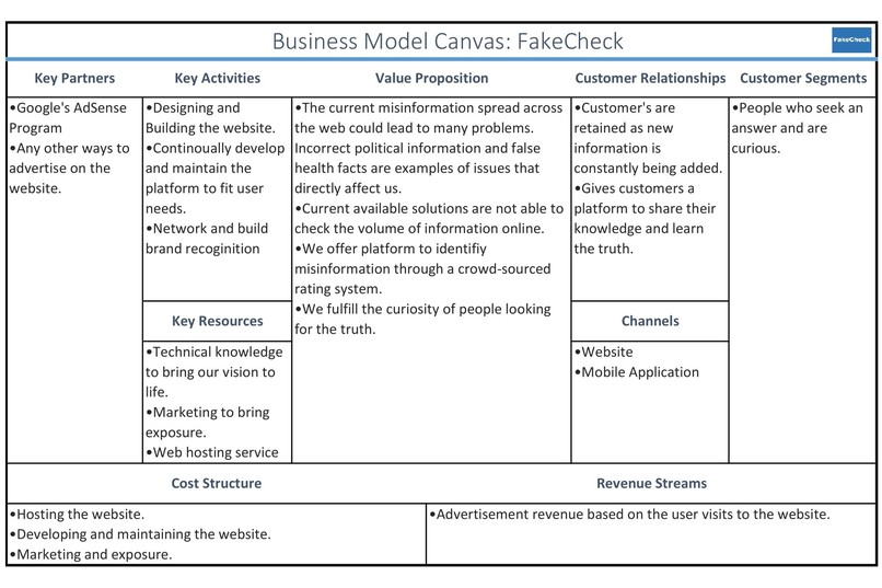 FakeCheck – screenshot 2