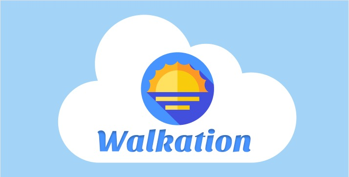 Walkation – screenshot 1