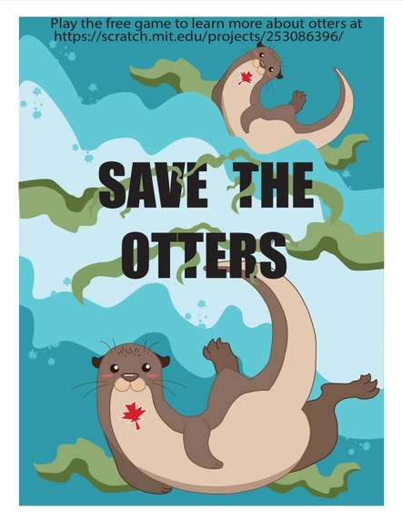 Endangered Canadian Sea Otters Organization – screenshot 1