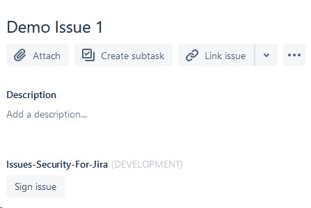 Issues Security for Jira – screenshot 5